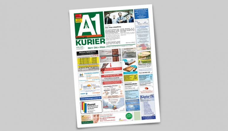 A1 Kurier Bern Ost+West